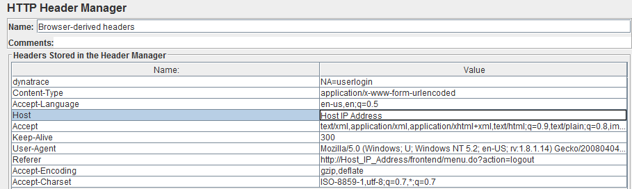 How to integrate dynatrace with HP LoadRunner and Apache
