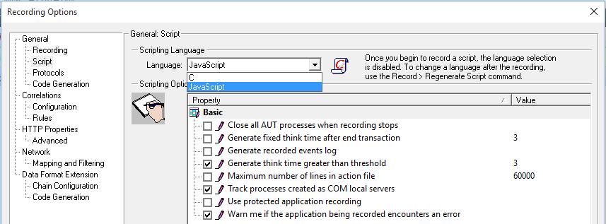 Using JavaScript in HP LoadRunner - QAInsights