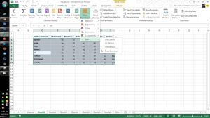 Microsoft Excel 2013 Features Functions