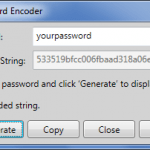 Password Encoder