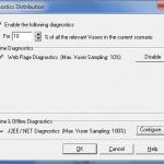 Diagnostics for J2EE and .NET