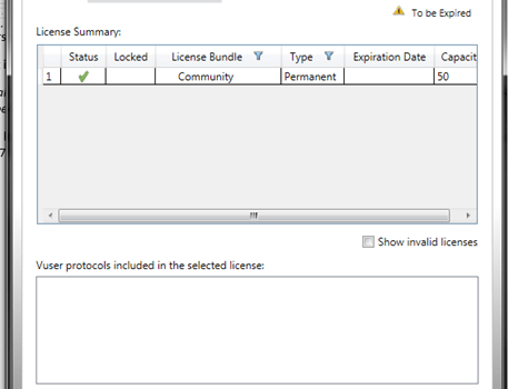 HP LoadRunner License Utility What is Virtual User Days (VUDs)?