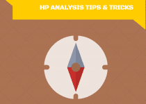 HP Analysis Tips and Tricks