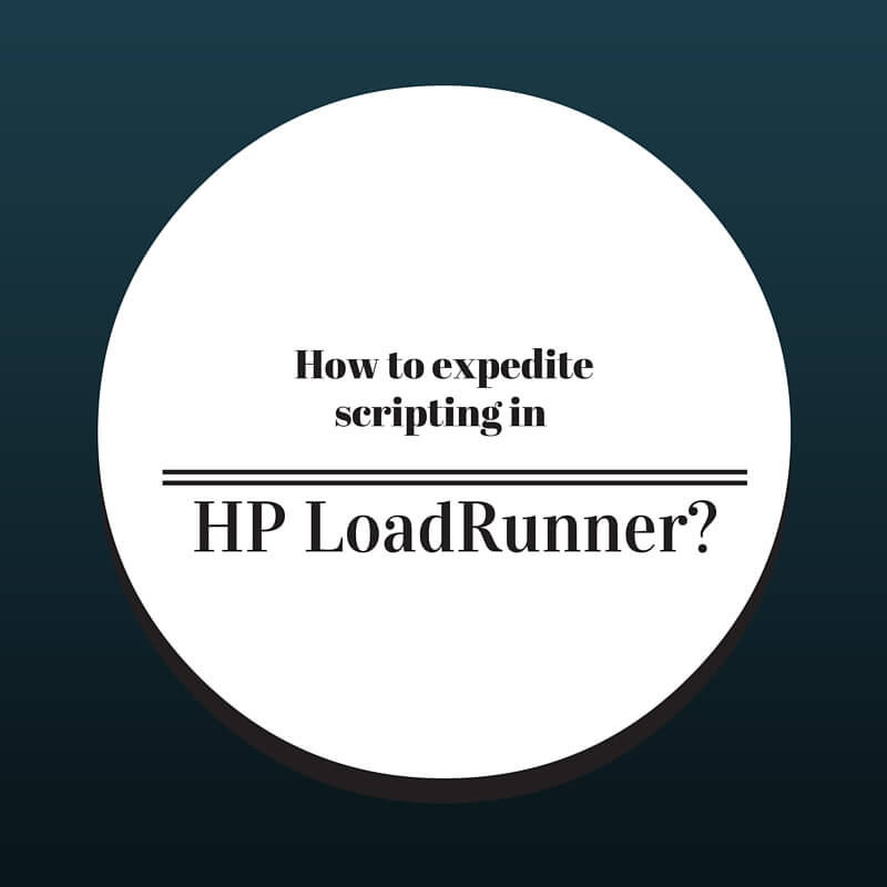 How to increase scripting productivity in HP LoadRunner?