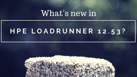 HPE Loadrunner 12.53