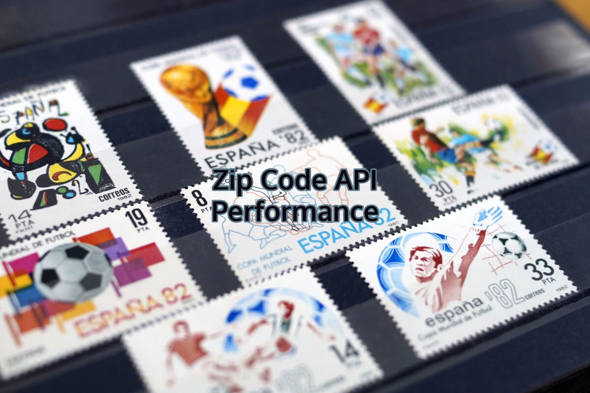 Analyzing the performance of Zip Code API - QAInsights