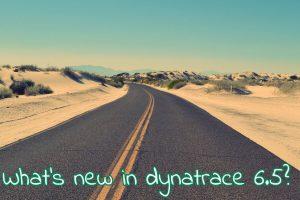 Dynatrace 6.5