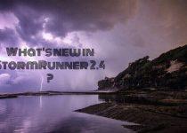 What's new in StormRunner 2.4?