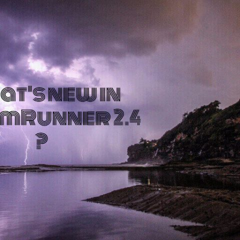 What's new in StormRunner 2.4?