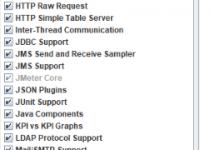 Must have Apache JMeter Plugins