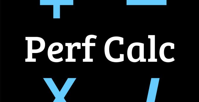 Perf Calculator