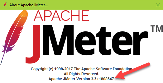 What's new in Apache JMeter 3.3?