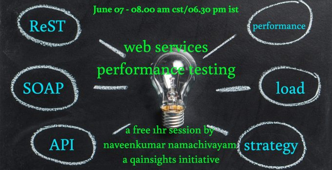 Web Services Performance Testing Webinar Replay