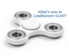 What's new in LoadRunner 12.60?